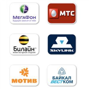 Операторы сотовой связи Упорово
