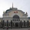Железнодорожные вокзалы в Упорово