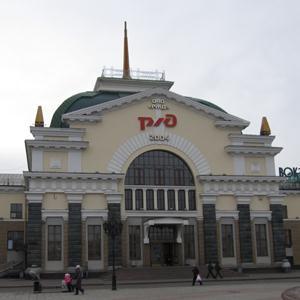 Железнодорожные вокзалы Упорово